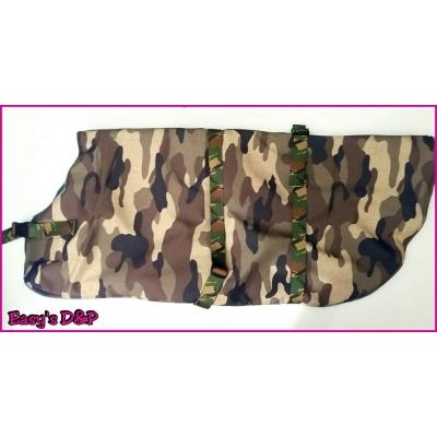 Jasje camouflage groen
