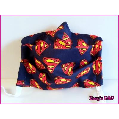 Mondkapje superman